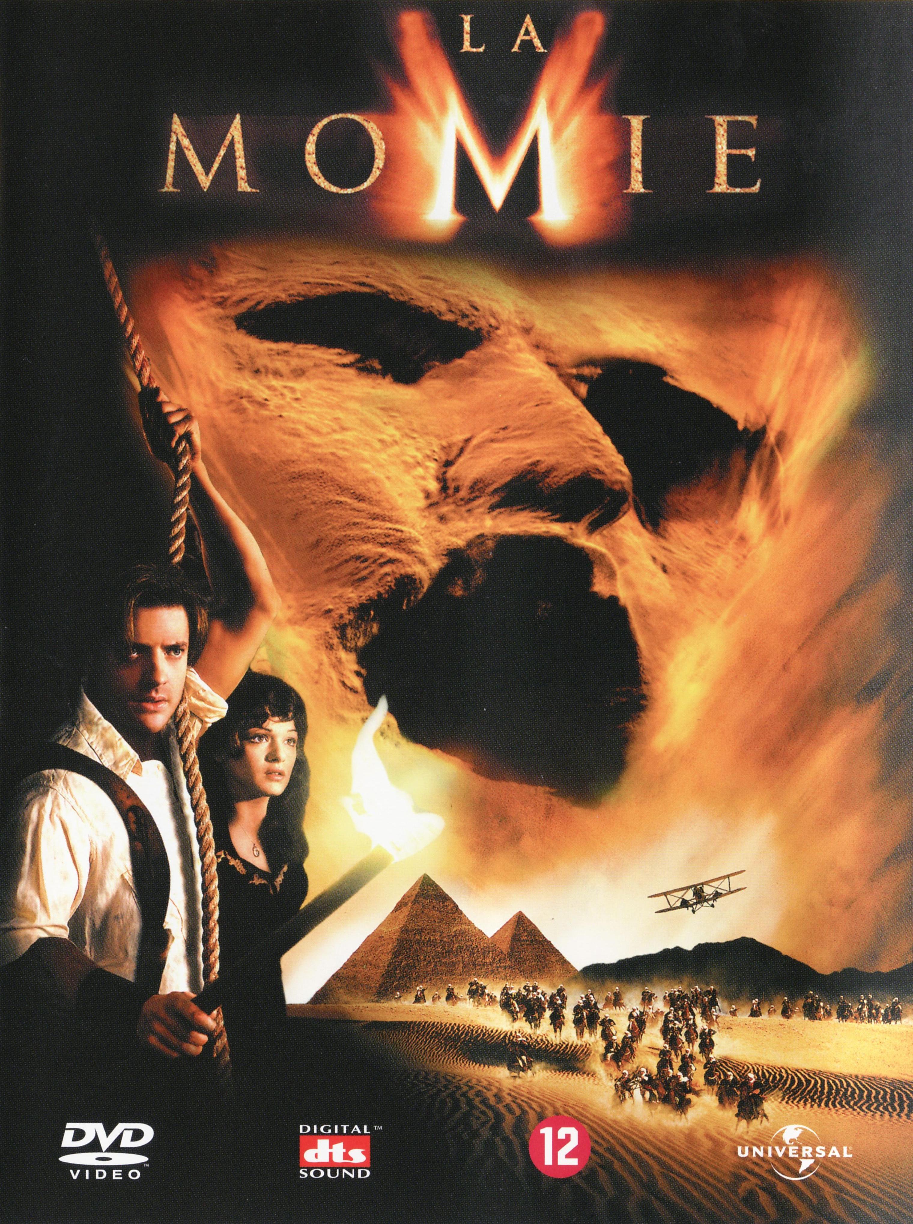 La Momie (1999) affiche
