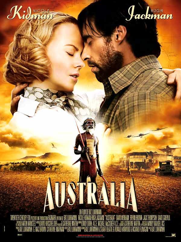 Entrée du cinéma Australia