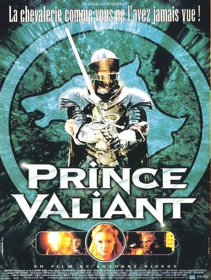 Prince Vaillant (1996) affiche