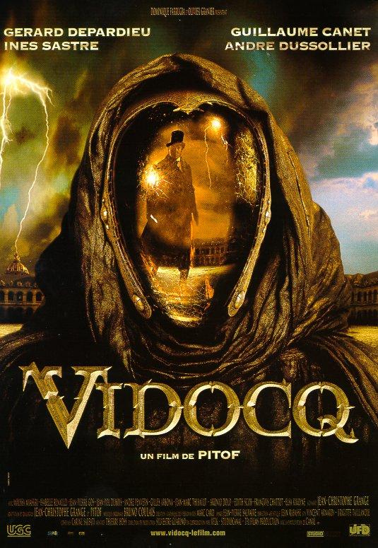 Vidocq affiche